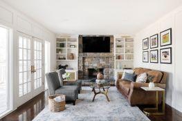 Woodbine Family Room Makeover
