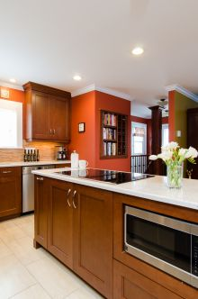 Warm & Inviting Kitchen Remodel