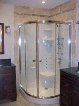 Bathroom gets an Updated Look