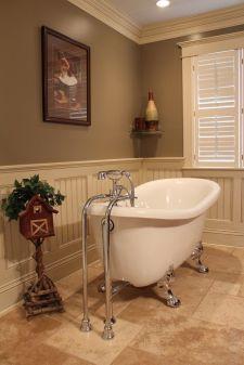 Traditional Bathroom Reno