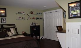 Two Room Basement Addition
