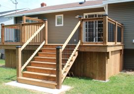Before & After: A Deck Transformation