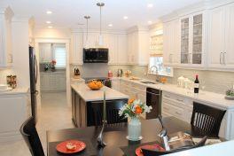 Elegant Kitchen Transformation