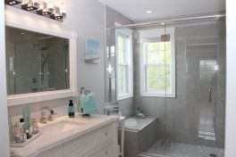 Ensuite Reno: From Dated & Boxed In to Open & Modern