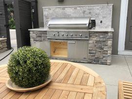 Custom Outdoor BBQ